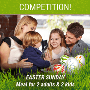 Easter Sunday Competition At The Italian Kitchen