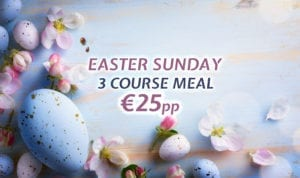 Easter Sunday at the Italian Kitchen Dublin