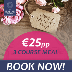 Mothers Day Special At The Italian Kitchen