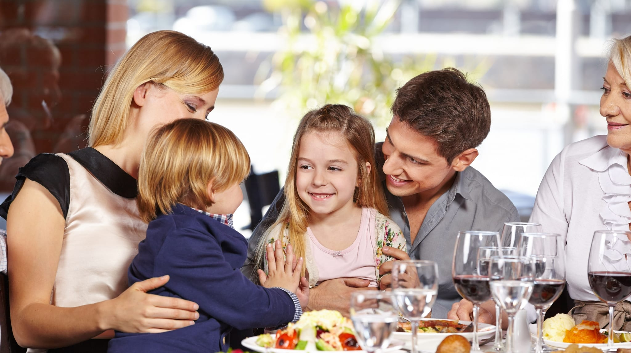 Family Friendly Restaurants in Dublin