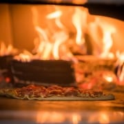 The Italian Kitchen Wood Fired Pizza Oven