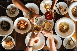 Italian Christmas Dinner Celebration