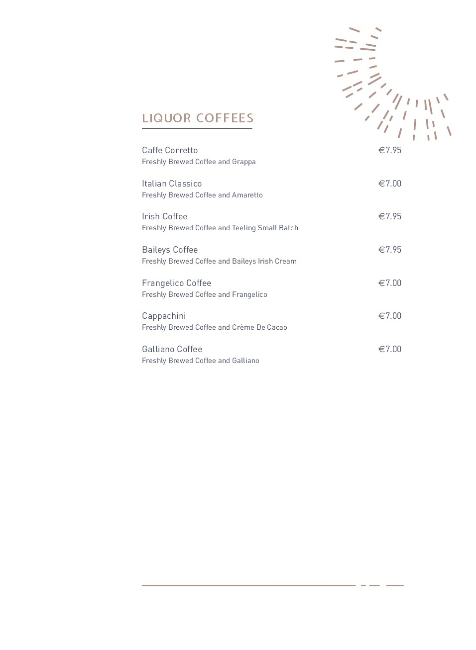 Drinks menu pg 7