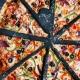 Italian Pizza at The Italian Kitchen