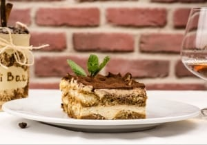 Tiramisu At The Italian Kitchen